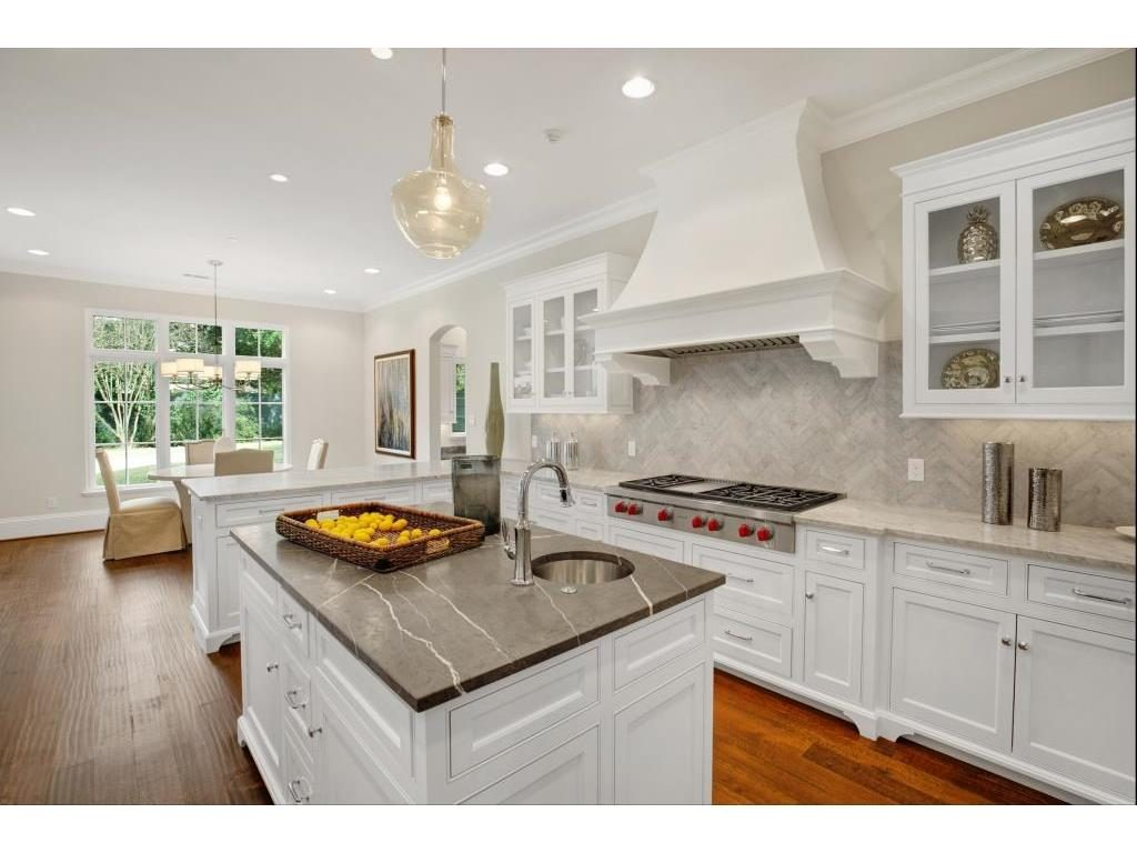 4309 Woodfin Drive Kitchen View