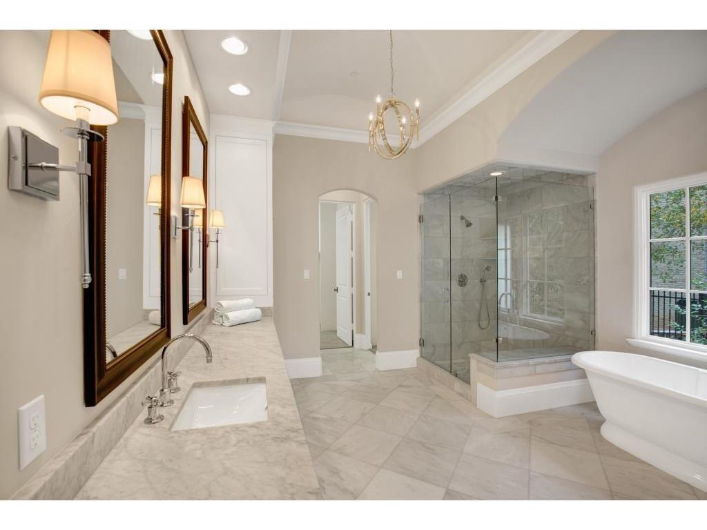 4309 Woodfin Drive Master Bath