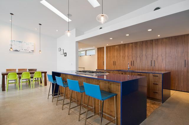 7 Warm Wood Kitchens