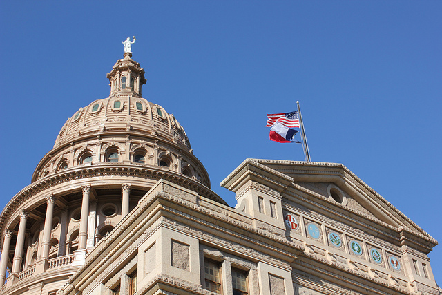 When the Texas legislature gavels into session in January, education will be a hot topic. (Photo courtesy Nicolas Henderson/Flickr)