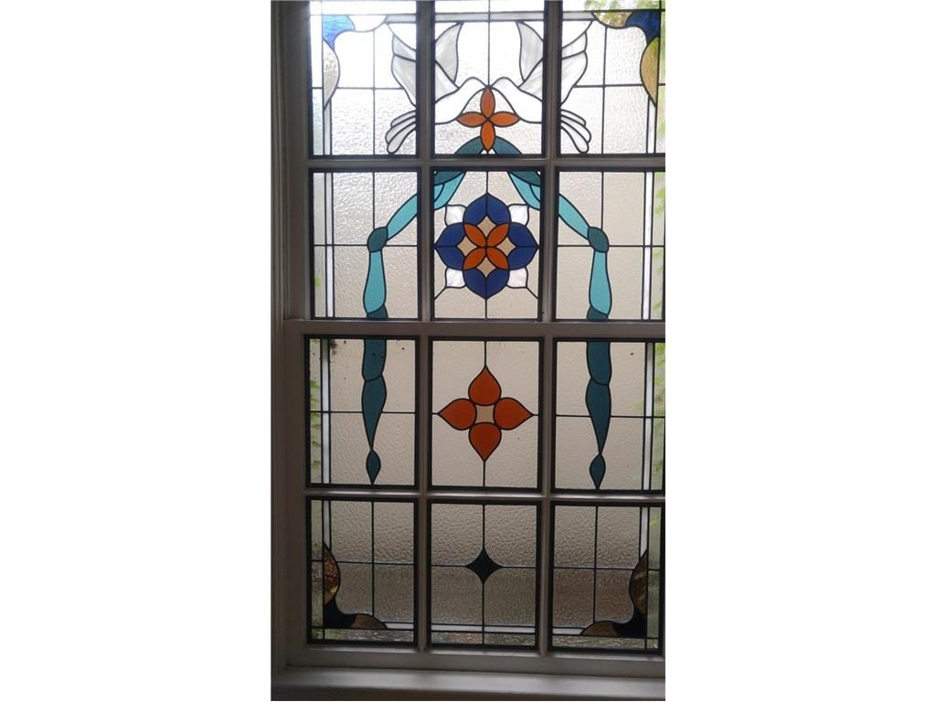 914 Cordova stained glass