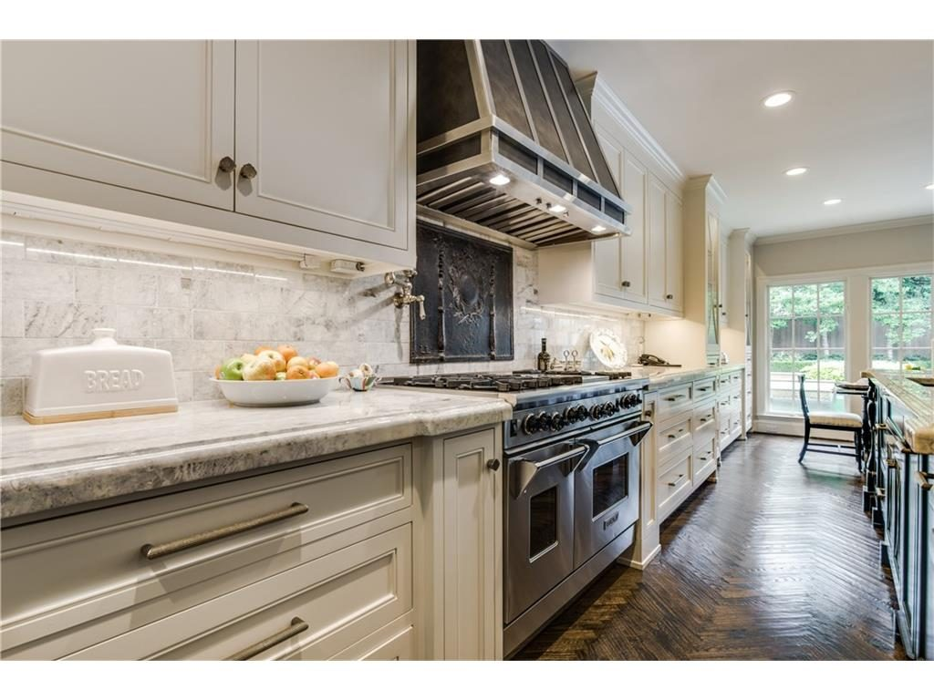 Timeless Tudor on Beverly Drive Kitchen 2