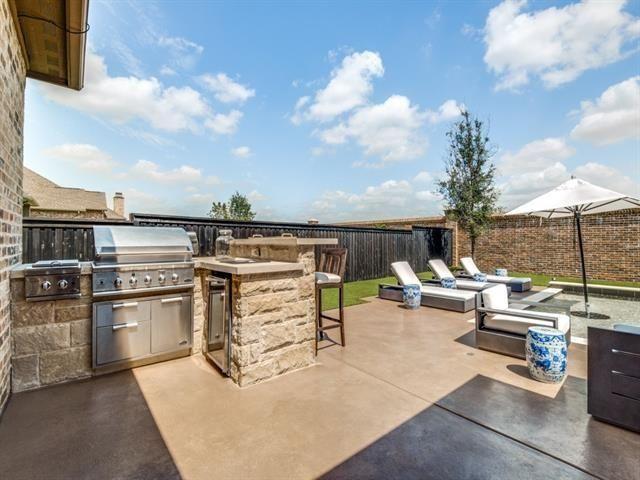 12020 Sand Hill Outdoor Kitchen