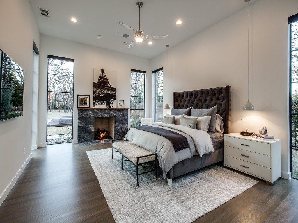 Southlake Contemporary Master Bedroom1312-fanning-st-southlake-tx-MLS-19
