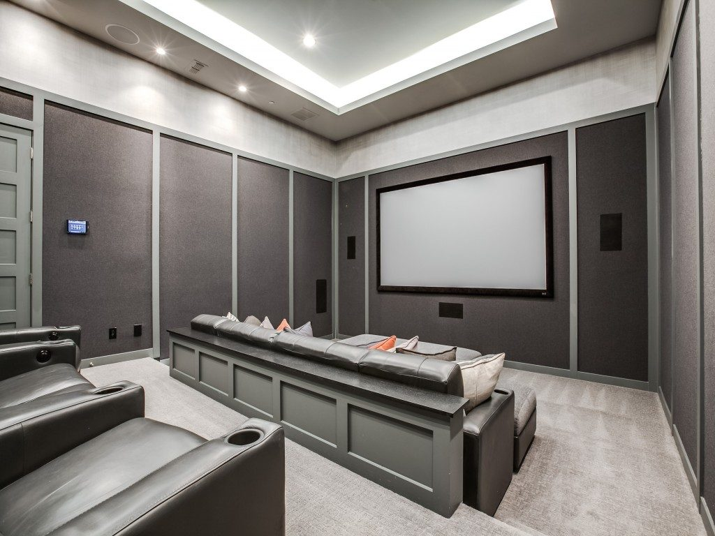 Southlake Contemporary home theater 1312-fanning-st-southlake-tx-MLS-29