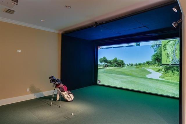3509 Euclid Golf Simulator