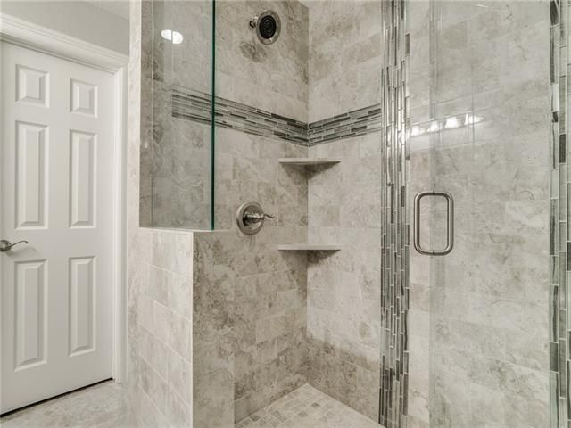 9927 Lenel Place master shower.