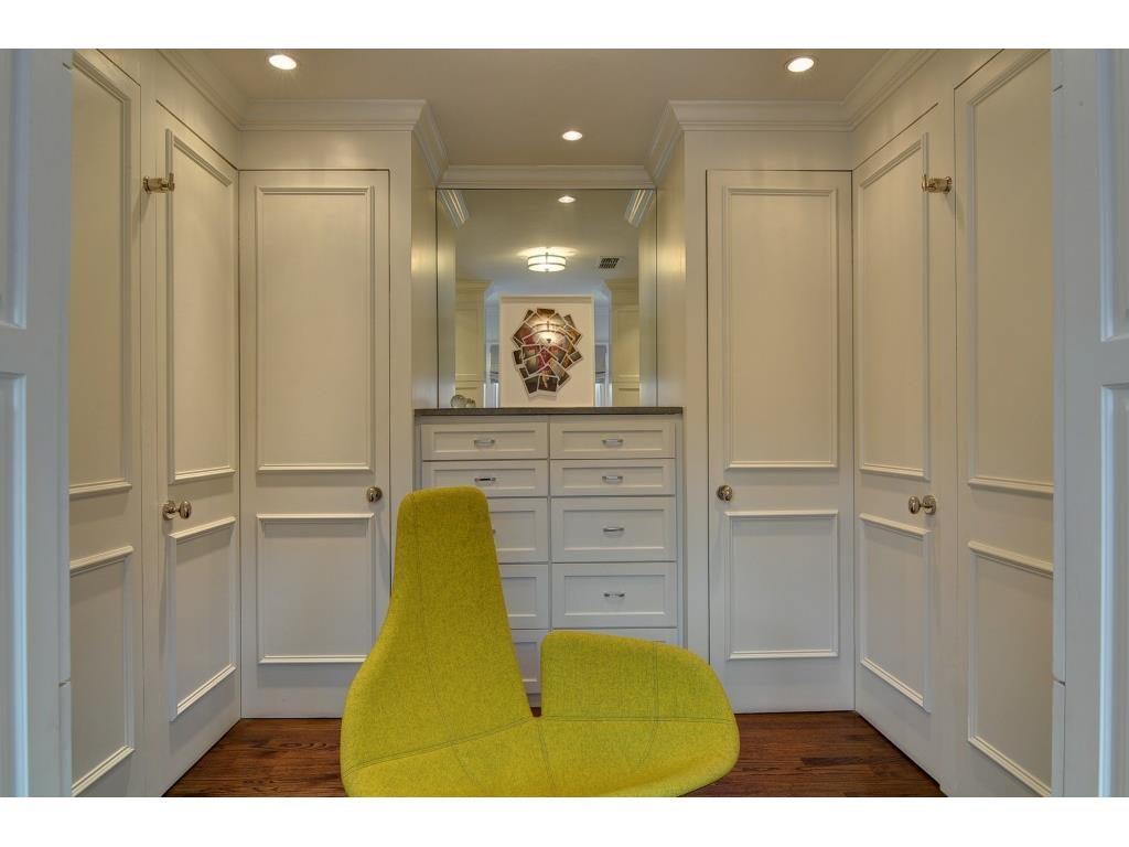 George Michael master closet