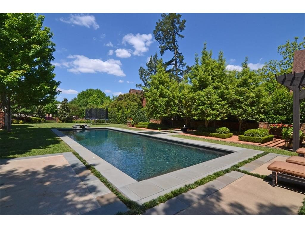 Iconic Lakewood Estate by Charles Dilbeck pool .ashx