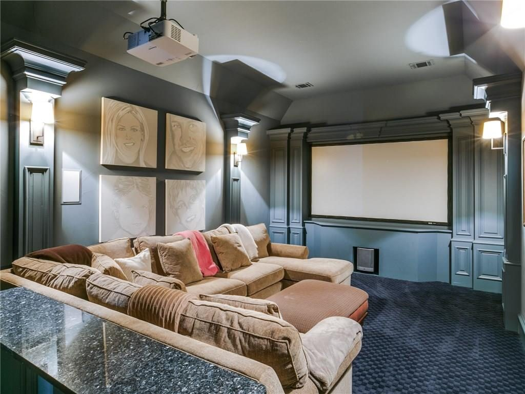 6410 Woodland Drive Theater