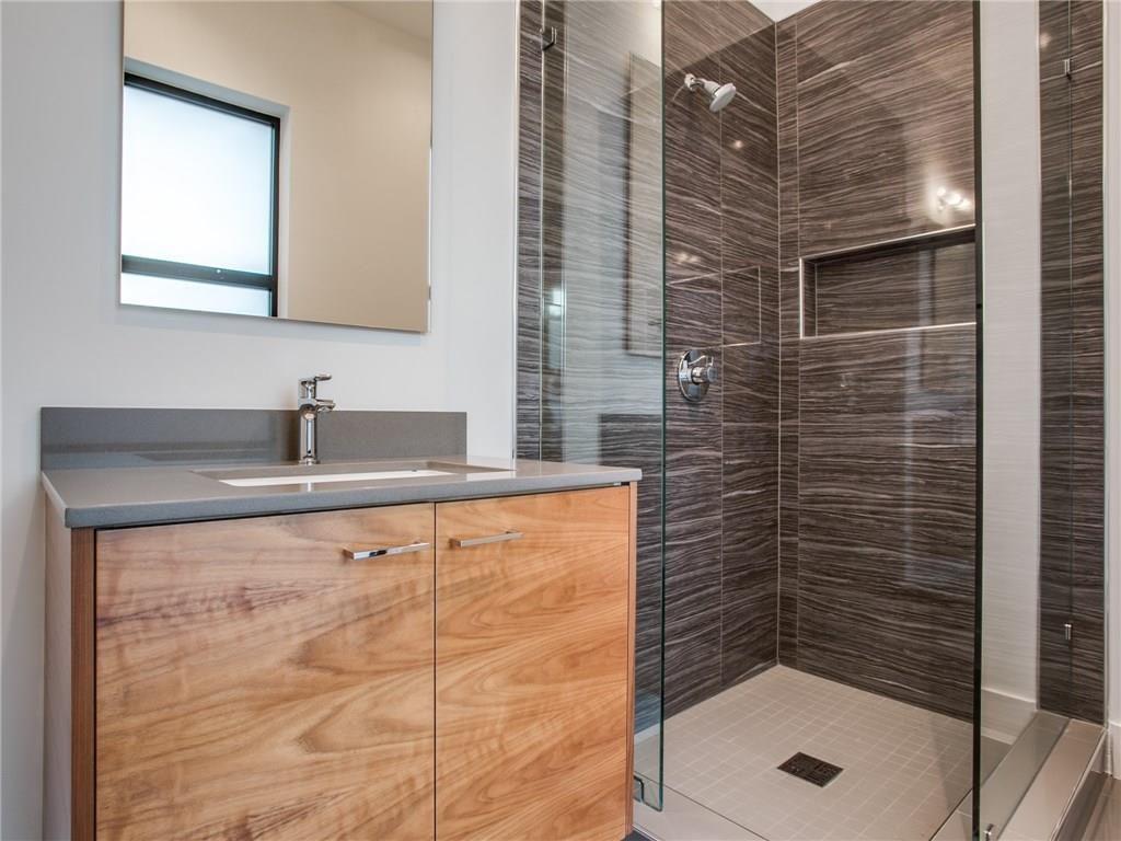 Extraordinary Mockingbird Park Contemporary 5351 Livingston Avenue Guest bath 3.ashx