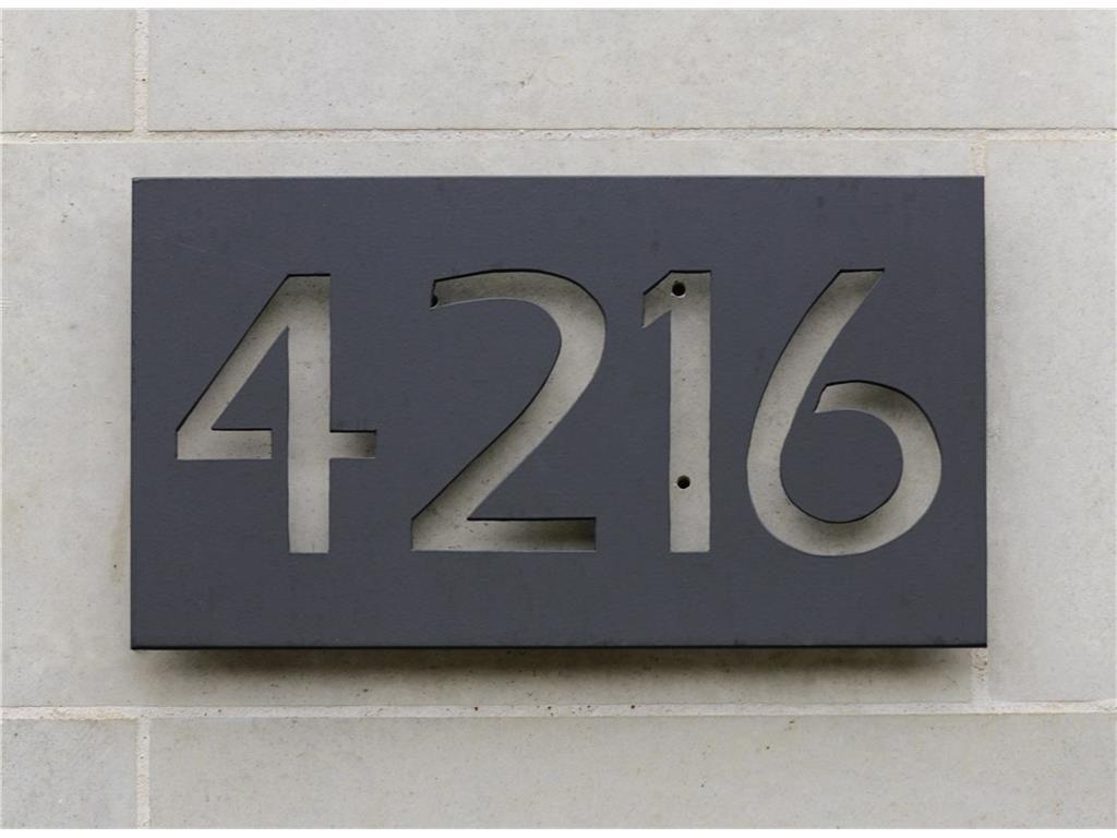 University Park new contemporary at 4216 San Carlos Street sign .ashx