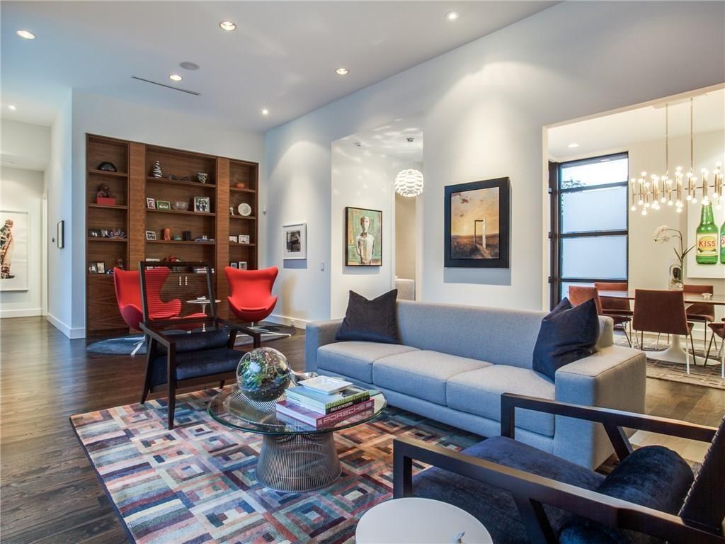 Extraordinary Mockingbird Park Contemporary 5351 Livingston Avenue Living overview .ashx