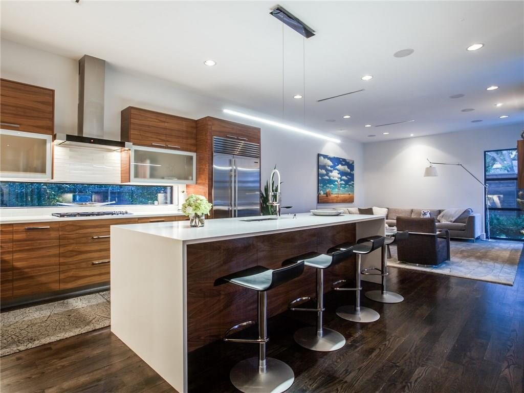 Extraordinary Mockingbird Park Contemporary 5351 Livingston Avenue Kitchen 1 ashx