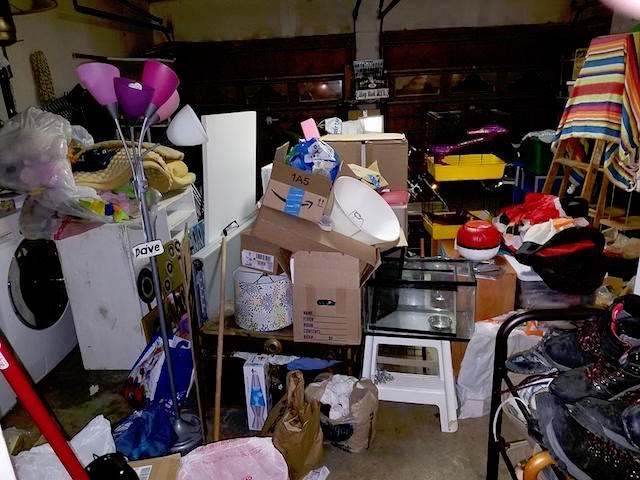 Do You Have the Messiest Garage in DFW?