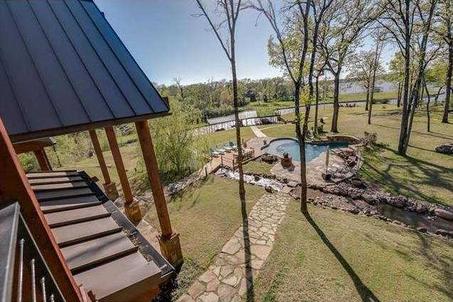 14150 Ridge Aerial Lake View