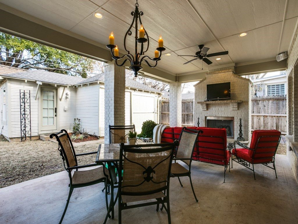 Guest house perfect for TCU student or nanny