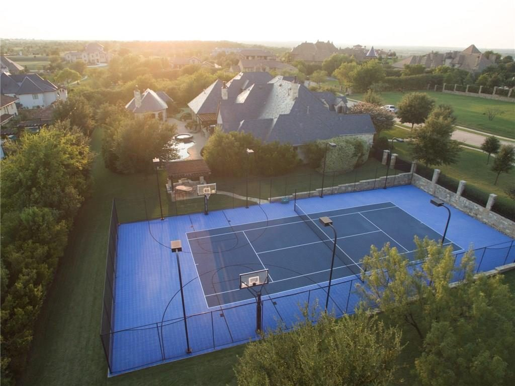 4649 Saint Laurent Ct tennis overview