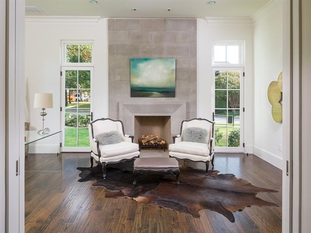 University Park French Contemporary study
