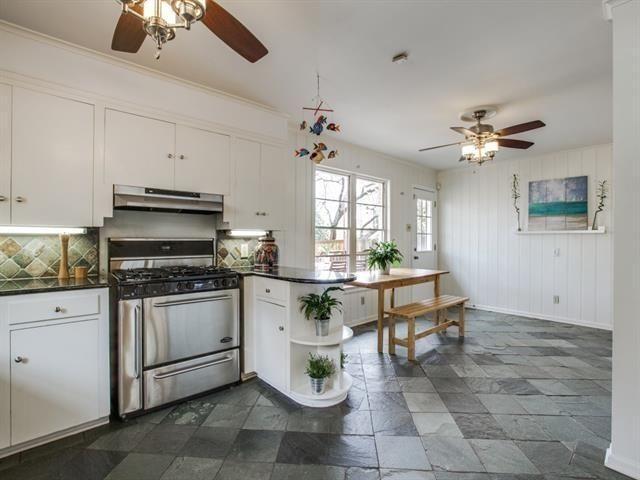 816 Monte Vista Kitchen to breakfast