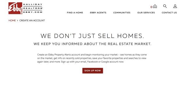 Ebby Property Alerts