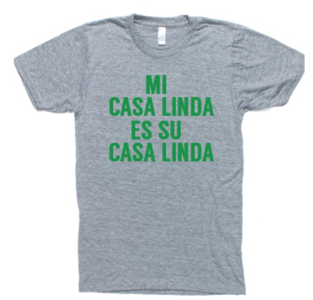 Casa Linda Tee (by Bullzerk)