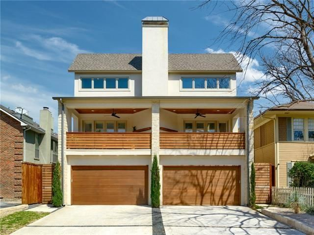 oak lawn contemporary