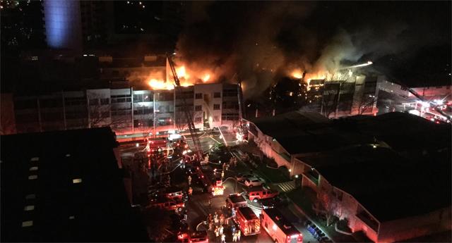 P Place Fire 6
