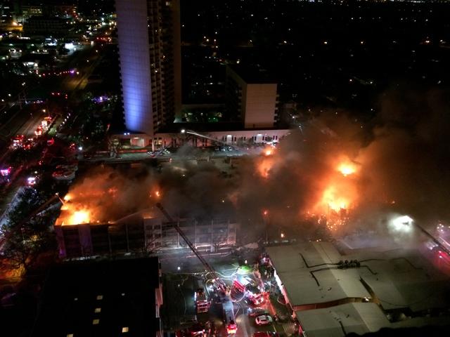 P Place Fire 8