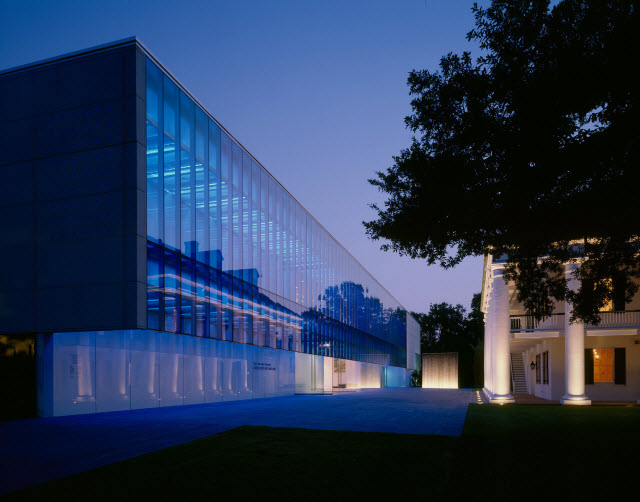 Hilliard University Art Museum. Photo by Timothy Hursley.