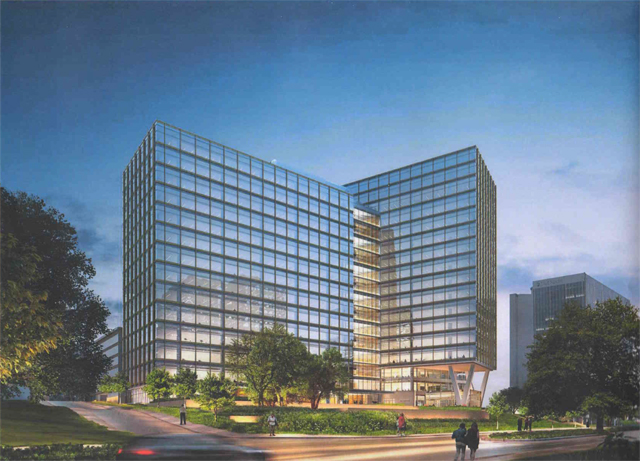 Hillwood's proposed 3001 Turtle Creek project