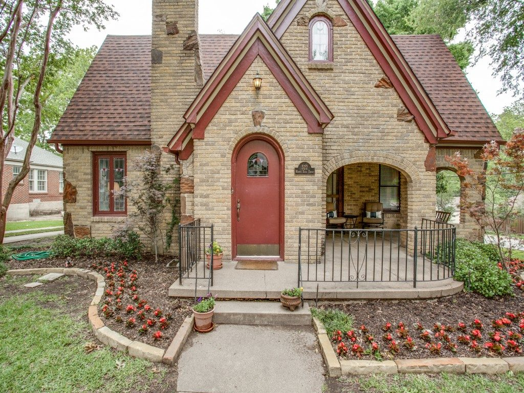Hollywood Heights Tudor 522-monte-vista-dr-dallas-tx-1-MLS-2