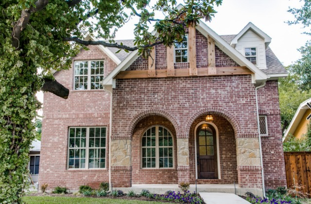 Bella Vita Custom Homes Dallas Home