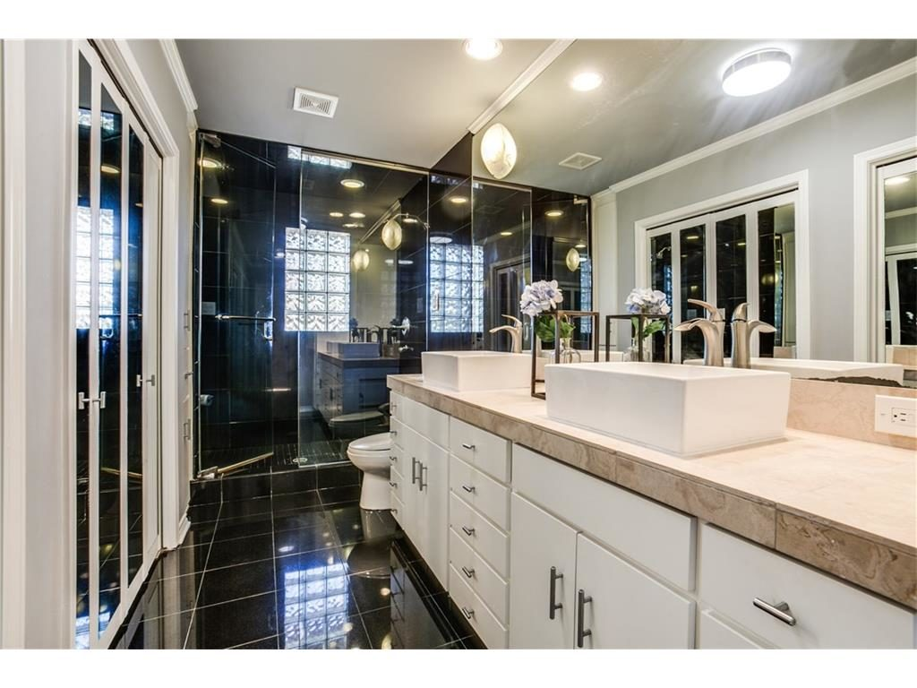 Brookridge master bath