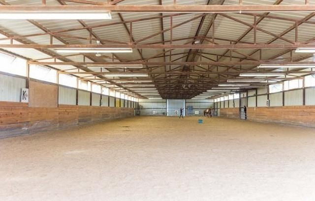 equest 15 indoor arena