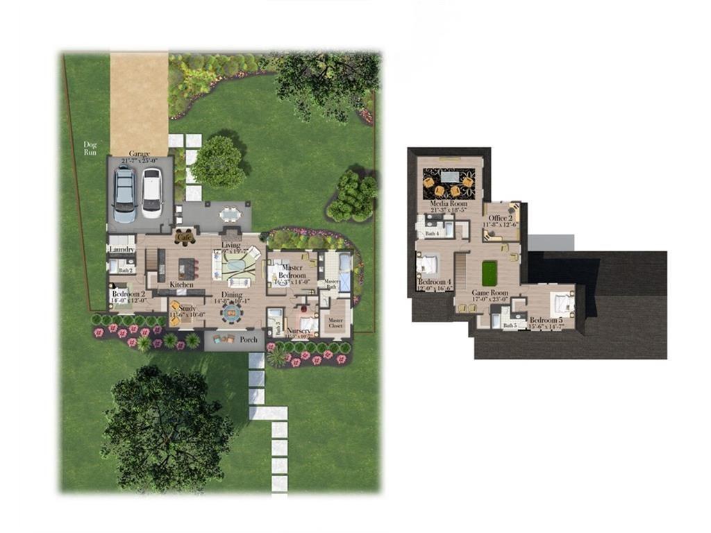 11718 Jamestown Floor Plan