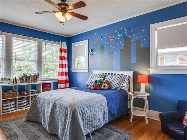 1303 Kings Highway Kids Room