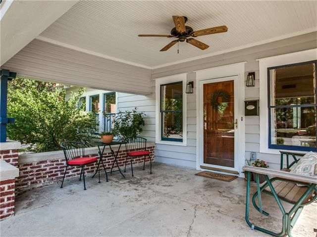1303 Kings Highway Porch