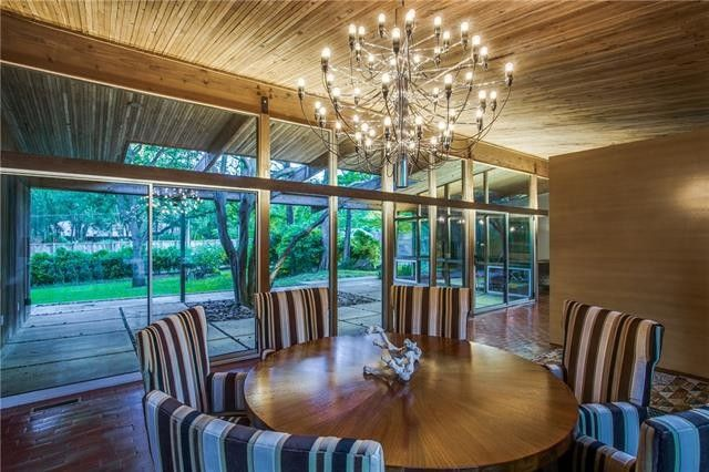 classic midcentury modern reinvented7406 Currin Drive 7