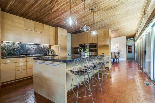 classic midcentury modern reinvented7406 Currin Drive 9
