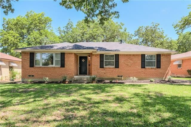 Claremont Park | East Dallas Home for Sale | CandysDirt.com