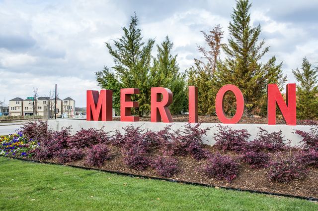 Merion at Midtown Entry