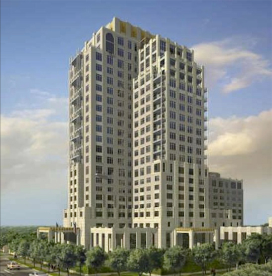 Ritz Tower 1 Exterior 1