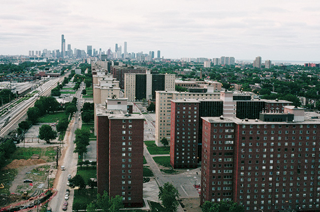Robert Taylor Homes, Chicago