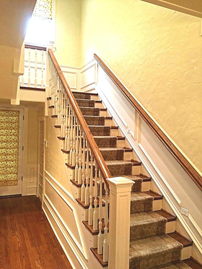 Wabash stairs - 3