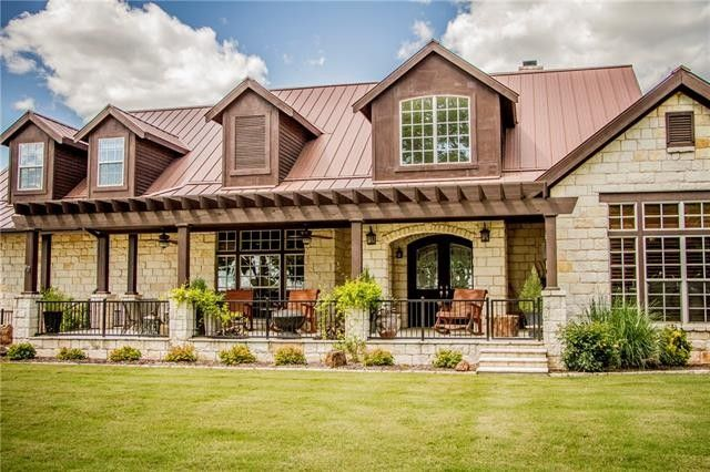 Find a Taste of the Hill Country on this Custom Country Estate with 21 Acres | CandysDirt.com
