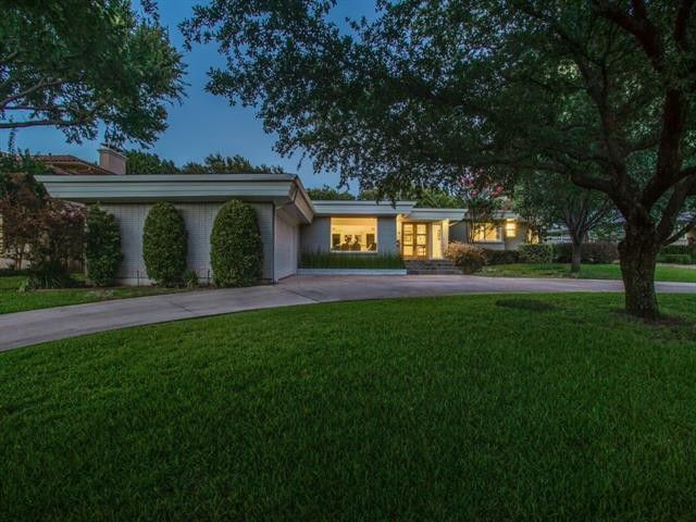 North Lake Estates Contemporary Leads Our Dallas Open Houses Roundup | CandysDirt.com