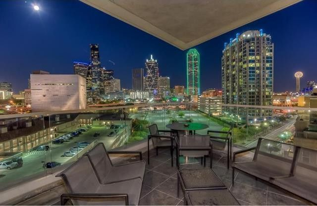 Splurge vs. Steal: Two Condos in the Victory Park W South Tower | CandysDirt.com