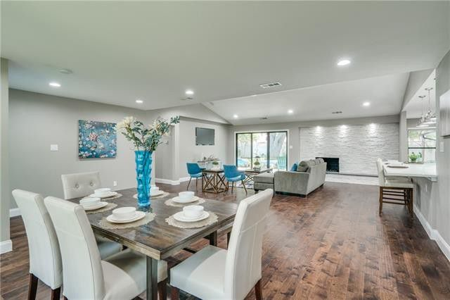 Renovated Schreiber Manor Ranch Tops Our Dallas Open Houses Roundup | CandysDirt.com