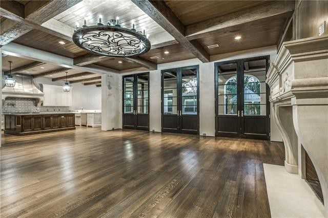 Sophisticated Old Preston Hollow Custom Mediterranean Reduced $655K | CandysDirt.com